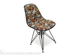 Comic Milo Eames Chair Seat Cover by A Bathing Ape