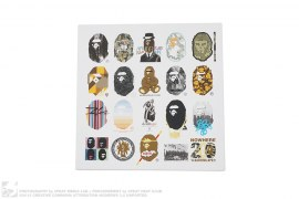 NW20 Designs Canvas by A Bathing Ape