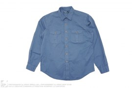 Polo Flap Pocket Button Down Shirt by Ralph Lauren