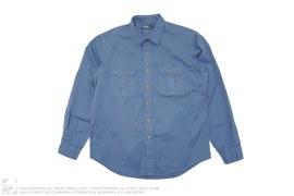 Polo Flap Pocket Button Down Shirt by Ralph Lauren
