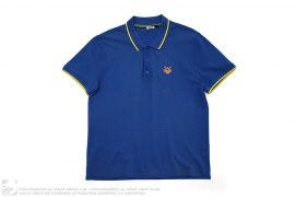 Embroidered Tiger Polo by kenzo