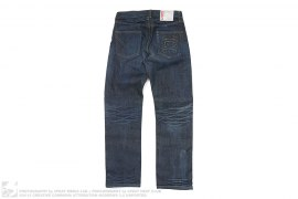 Medium Straight Savage Level 4 07EX Selvedge Denim by Supreme x Neighborhood