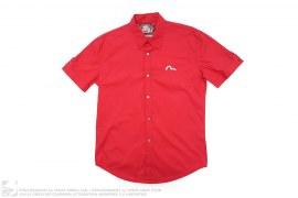 Button Down Shirt by Evisu