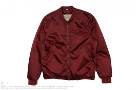 Satin Bomber Jacket by Acne Studios