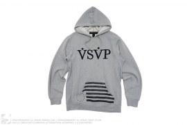 ASVP Pullover Hoodie by Black Scale