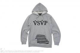 ASVP Pullover Hoodie by Black Scale