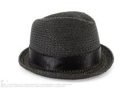 Straw Fedora Hat by Neighborhood