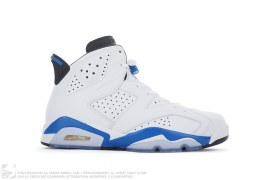 Air Jordan 6 Retro Sport Blue by Jordan Brand