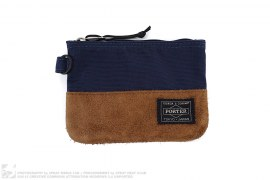 Suede Pouch by Porter