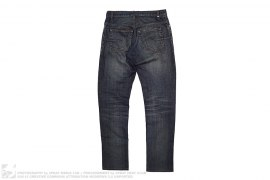 Distressed Denim Jeans by Christian Dior