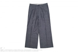 Chambray Dress Pants by Salvatore Ferragamo