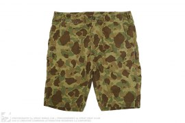 Camo 5 Pocket Shorts by Neighborhood