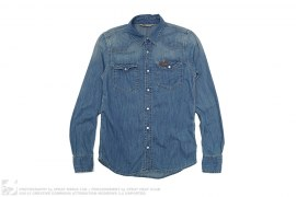 Denim Button Up by Carhartt