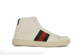 mens shoes High Top Sneaker by Gucci