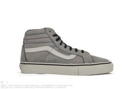 Leather Sk8t Hi by Vans