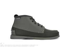 Leather High Top Boot by Sebago