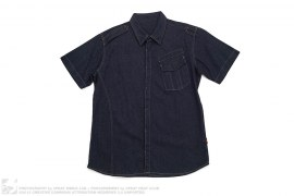 Denim Button Shirt by Maharishi