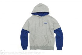 Layered Sleeve Pullover Hoodie by XLarge