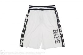 City Camo Basketball Shorts by A Bathing Ape