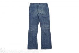 Full Leg Relaxed Fit Jeans by Earnest Sewn