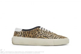 Skate 20 Lace Up Cat Stripe by Yves Saint Laurent