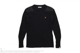 Padded Knit Sweater by A Bathing Ape