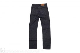 Slim Fit Raw Selvedge Denim by Undefeated