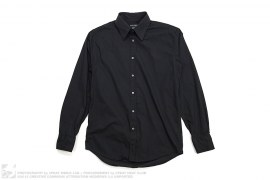 Button Up Dress Shirt by Dolce & Gabbana