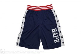 City Camo Sta Basketball Shorts by A Bathing Ape