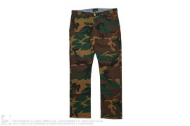 Camo Ripstop Military Pant by Diamond Supply Co