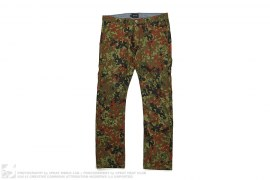 Camo Millitary Pant by Diamond Supply Co