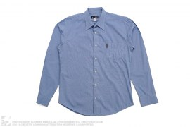 Jeans Line Button Down Shirt by Armani