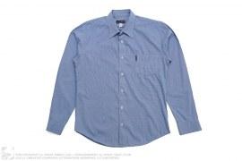Jeans Line Button Down Shirt by Armani
