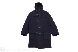 Stuarts Wool Duffle Coat by Gloverall