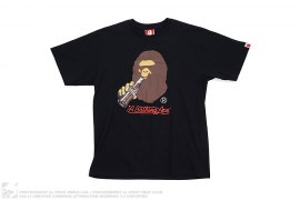 Apehead Coke Bottle Tee by A Bathing Ape x Coca-Cola