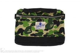 ABC Camo Canvas Music Bag by A Bathing Ape