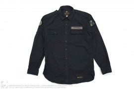 Officer Button Up Shirt by Neighborhood