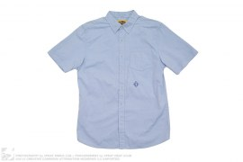 Short Sleeve Chambray Button-up by BBC/Ice Cream