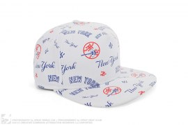 TMF Yankees Snapback by TMF x New York Yankees