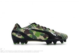 EvoSpeed ABC Camo Soccer Shoes by A Bathing Ape x Puma