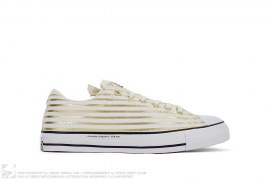 CTS OX Gold Stripe by Converse x Fragment Design