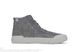 Classic High Polka Dot Suede Sneaker by HUF