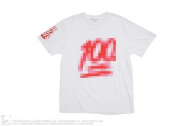 Pixelated Graphic Tee by Been Trill