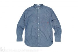 Chambray Long Sleeve by Wtaps