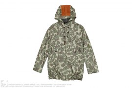 2.5L GoreTex AWOL Camo Smock Hooded Jacket by visvim