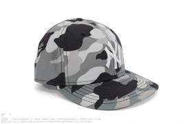 NY 1st Camo Fitted by A Bathing Ape x New York Yankees