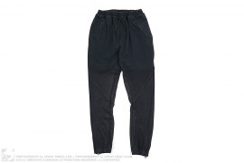 Ombre Coated Sweatpants by En Noir