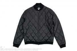 Quilted MA1 Bomber Jacket by A Bathing Ape