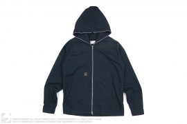 Ursus Full Zip Hooded Cotton Work Jacket by A Bathing Ape