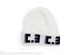 CE Cuffed Beanie by Cav Empt